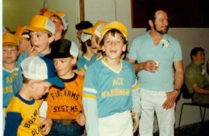 Players enter the studio back in 1984