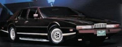 The 1984 Aston Martin Lagonda cost more than a Rolls Royce at the time.