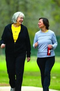 LIVESTRONG 2 women jog (2)