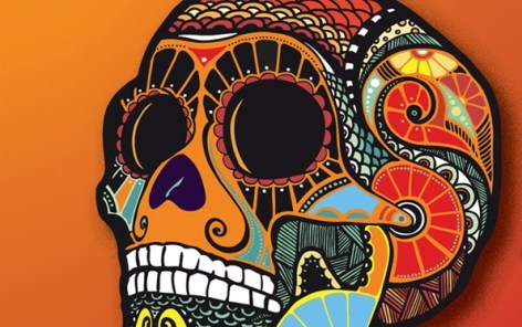 diadelosmuertos-skull