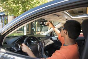 teen driving drivers