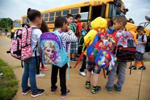 KPS School Bus
