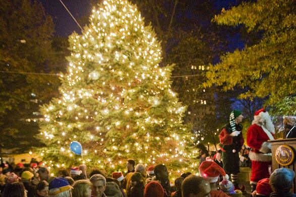 Kentwood Christmas Tree Lighting