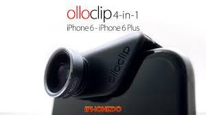 OlloClip Lense