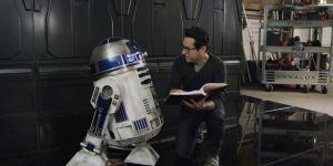 Director JJ Abrams directs his diverse cast well in Episode VII.