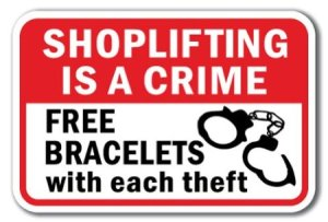 In Addition To The Gender Disparity Two Thirds Of Shoplifting Involved Items Priced Under 200 This Is Classified As Third Degree