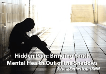Hidden Pain: Bringing Youth Mental Health Out of the Shadows is a series on students' mental health, the sources of their distress, and how schools and communities can help.