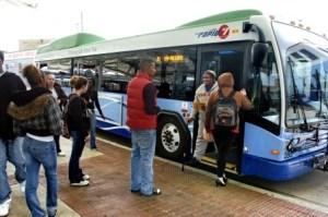 Rapid Hybrid Busses