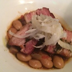 Pork (Belly) and Beans at Salt of the Earth - Promote Michigan