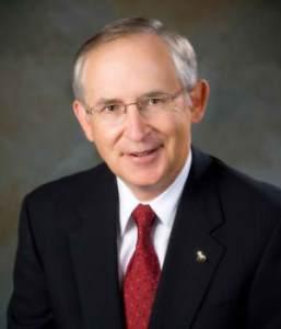 Ferris State president David Eisier