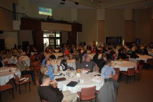 Between 150 to 200 business professional have attended the Refresh Leadership Live Simulcast in the past.