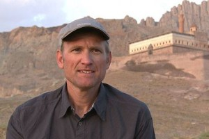 """Kevin DeVries, the lead mountaineer for the """"Finding Noah"""" exhibition, will be at the KDL Wyoming branch April 21."""