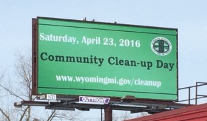 Wyoming gets ready for its first-ever Community Clean-Up Day Saturday, April 23.