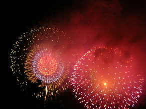 Get a front row ticket for the Grand Rapids fireworks at the Grand Rapids Public Museum.
