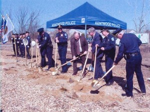 Justice Center Groundbreaking