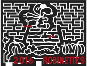 2016 robinettes maze