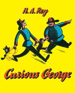 """Curious George"" was released in 1941."