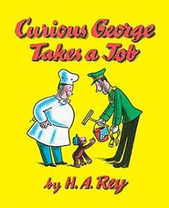 """Curious George Takes a Job"" was released in 1947."