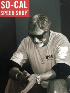 Pete Charpouris from So-Cal Speed Shop