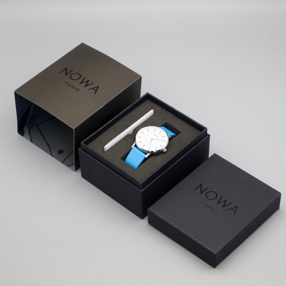 NOWA_Shaper_smartwatch_Blue_Matter_box