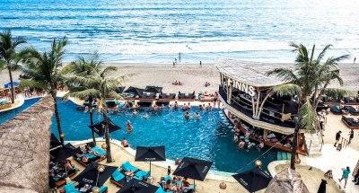 Finns VIP Beach Club Gearing Up for Summer in Bali - NOW! Bali