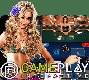 เกมบาคาร่า Squeeze Baccarat GPI Casino คาสิโน