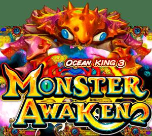 เกมยิงปลา Monster Awaken JOKER gaming