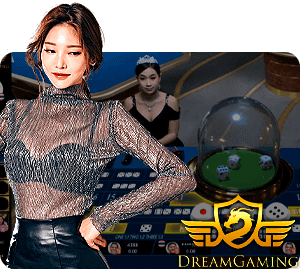 ไฮโล ออนไลน์ ซิกโบ SicBo DG Casino Dream Gaming