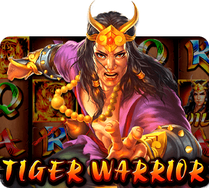 Tiger Warrior SG SLOT SpadeGaming