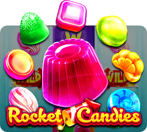 Rocket Candies Skywind Group SLOT