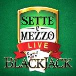 แบล็คแจ็ค ออนไลน์ Sette E Mezzo Blackjack Playtech