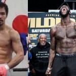 manny pacquiao deontay wilder
