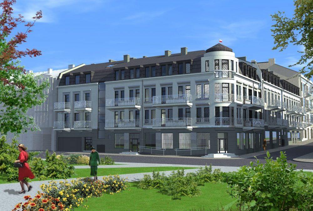 Apartamenty Jagiellońskie – Seliga