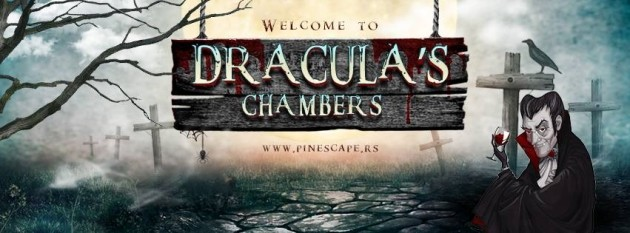PIN's first escape room: Dracula's Chambers