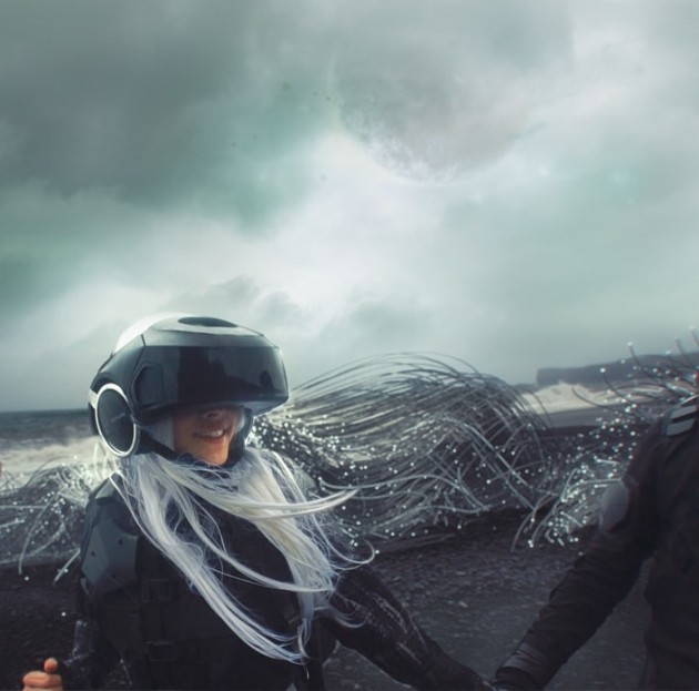 """The VOID offers """"a whole-body, fully immersive VR experience."""""""