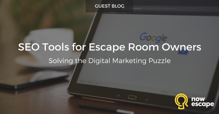 SEO Tools for Escape Room Owners: Solving the Digital Marketing Puzzle