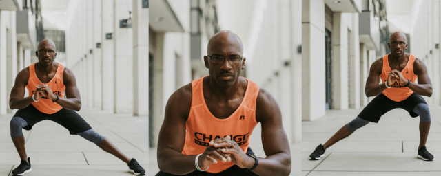 Now Fitness begins with a mindset change