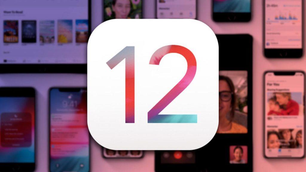Rilasciato iOS 12.4