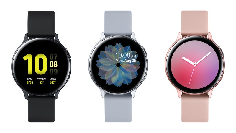 Il nuovo smart watch di Samsung il Galaxy Watch Active2