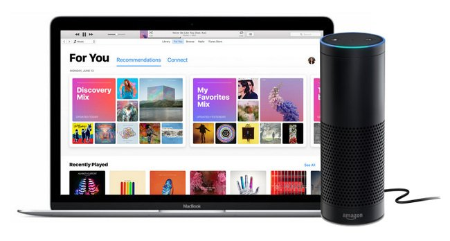 Apple Music su ALEXA anche in ITALIA!