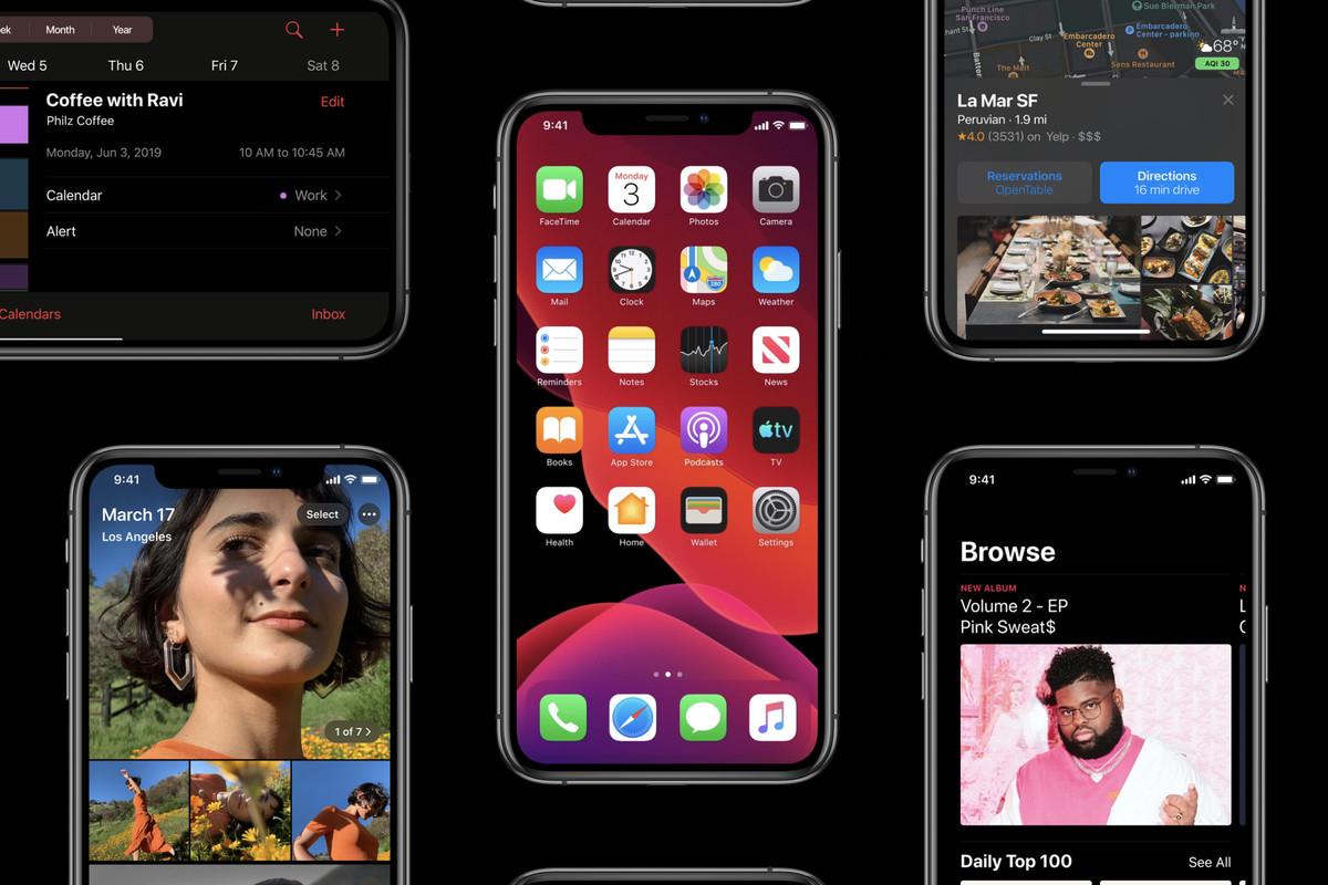 Disponibile iOS 13.1 per iPhone