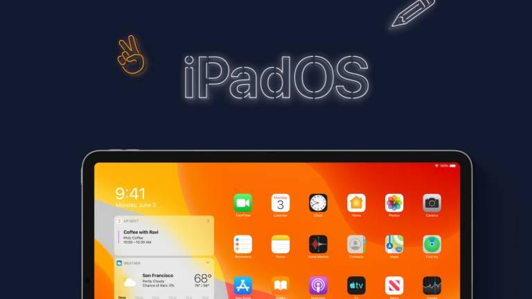 App dedicate per iPadOS entro aprile 2020