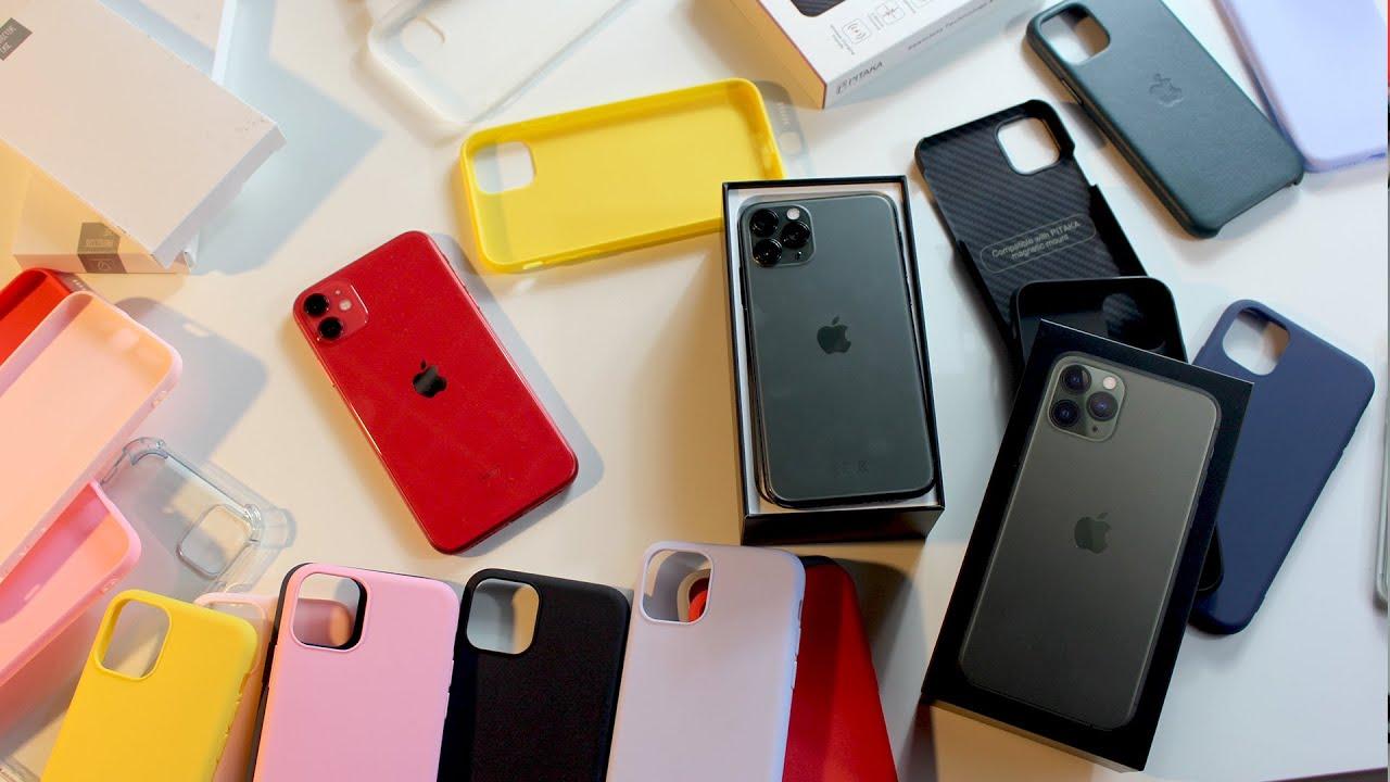 Cover per iPhone 11 e iPhone 11 Pro