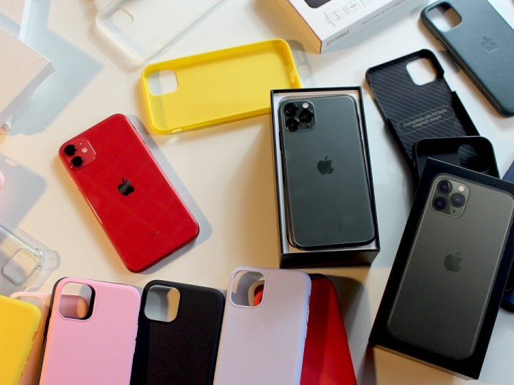 Cover per iPhone 11 e iPhone 11 Pro
