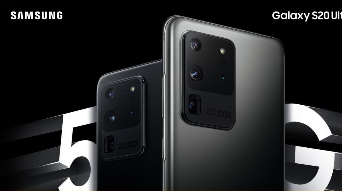 Samsung Galaxy S20 / S20+ / S20 Ultra 5G