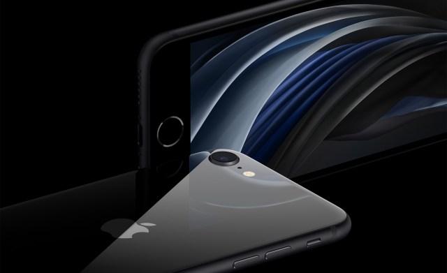 iPhone SE, il nuovo iPhone di colorazione nero