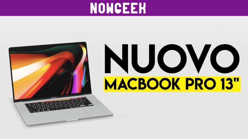 Apple aggiorna MacBook Pro 13″ con Magic Keyboard, il doppio dello spazio di archiviazione e prestazioni più scattanti