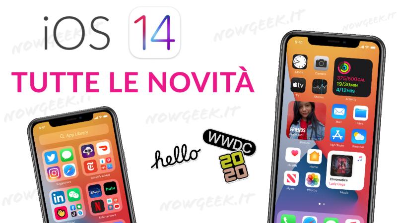 iOS 14: una nuova esperienza con iPhone. Scopriamo le novità