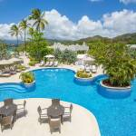 Spice Island Beach Resort receives 6 Star Diamond Award