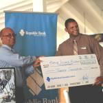 Republic Bank renews sponsorship for Spice Island Billfish Tournament